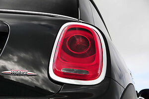 Mini John Cooper Works, 2015, Black, & red