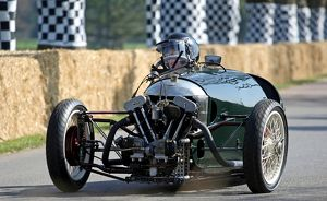 Morgan Super Aero 3 wheeler