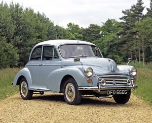 Morris Minor Alec Issigonis