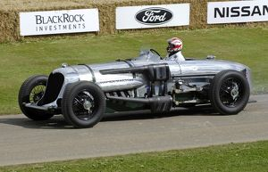 Napier Railton Britain