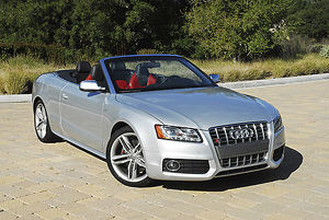 New 2010 Audi S5 Convertible