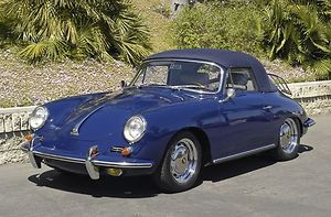 Porsche 356SC Germany