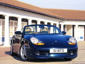 Porsche Boxster Germany
