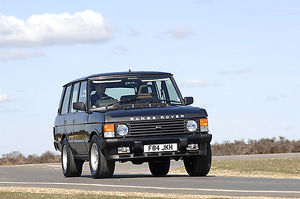Range Rover Overfinch 570 TPi