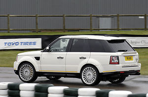 Range Rover Sport SC Supercharged