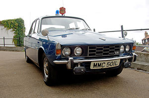 Rover P6 3500 V8 (Conservative Party car, used by Prime Ministers Heath, Callaghan