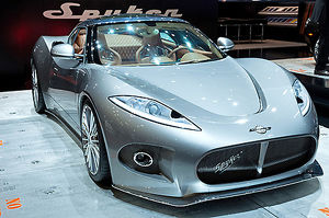 Spyker B6 Venator Dutch Holland