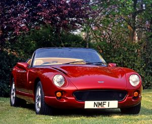 TVR Chimaera British