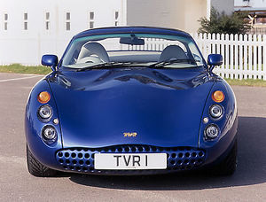 TVR (Selection of 157 Items)