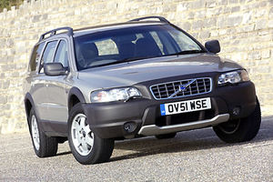 Volvo V70 XC AWD Estate