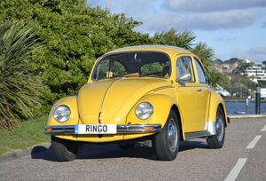 VW Volkswagen Classic Beetle (Special Edition) 1984 Yellow